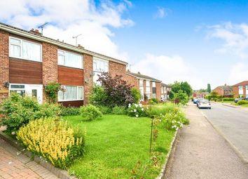 Thumbnail 3 bed semi-detached house for sale in School Drive, Newton Longville, Milton Keynes, Buckinghamshire