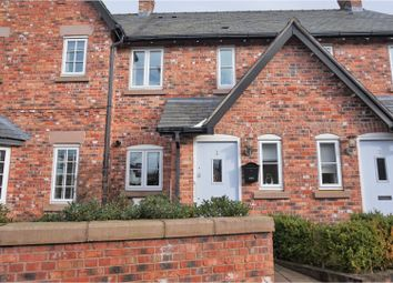 Thumbnail 2 bed terraced house for sale in Brereton Close, Tarvin, Chester