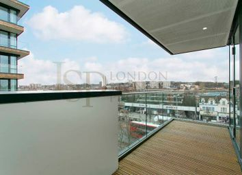 Thumbnail 1 bed flat to rent in Cadet House, Royal Arsenal, Riverside