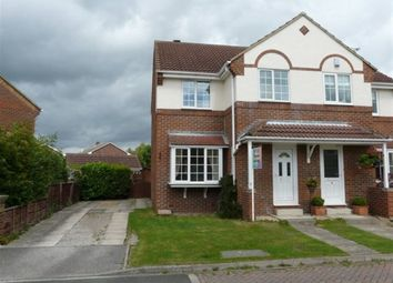 Thumbnail 3 bed semi-detached house to rent in The Meadows, Carlton, Goole