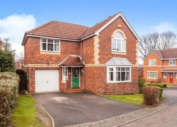 Thumbnail 4 bedroom detached house to rent in Elm Close, Pontefract