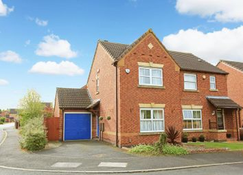 Thumbnail 2 bedroom semi-detached house for sale in St. Lawrence Close, Wellington, Telford