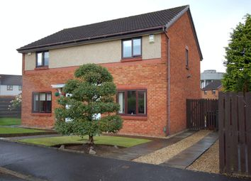 Thumbnail 3 bed semi-detached house for sale in Young Place, Uddingston, Glasgow