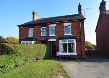 Thumbnail 3 bed semi-detached house for sale in Malpas