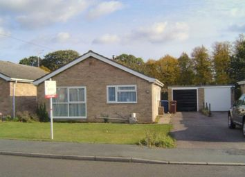 Thumbnail 2 bedroom detached bungalow for sale in The Orchards, Chatteris