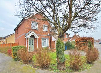 Thumbnail 3 bed end terrace house to rent in Goldcrest Close, Bingham