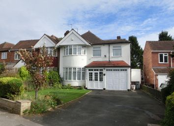 Thumbnail 4 bed detached house for sale in Sandy Hill Road, Shirley, Solihull