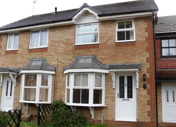 Thumbnail 2 bed terraced house for sale in Newlands Road, Whittlesey