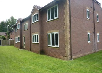 Thumbnail 1 bed flat to rent in Daltry Way, Madeley, Crewe