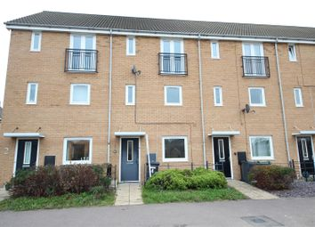 Thumbnail 4 bed town house to rent in St. Edmunds Walk, Hampton Centre, Peterborough