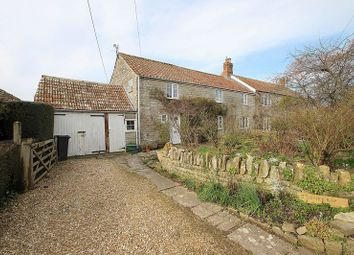 Thumbnail 3 bed cottage for sale in Mill Road, Barton St. David, Somerton