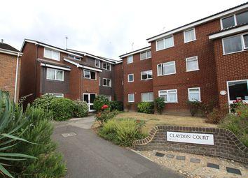 Thumbnail 2 bed flat to rent in Claydon Court, Caversham, Reading, Berkshire