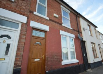 Thumbnail 3 bed terraced house to rent in Pear Tree Street, Pear Tree, Derby