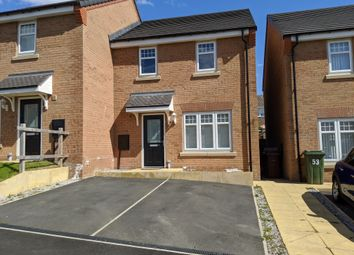 Thumbnail Semi-detached house for sale in Forage Way, Crofton, Wakefield