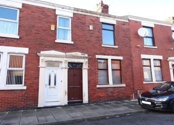 Thumbnail 2 bed terraced house to rent in Waterloo Terrace, Ashton-On-Ribble, Preston