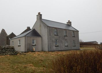 Thumbnail 4 bed detached house for sale in Trumisgarry Glebe, Clachan Snads, Isle Of North Uist