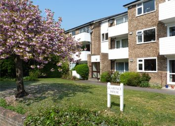 Thumbnail 1 bed flat to rent in Queens Road, Hersham, Walton-On-Thames, Surrey