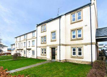 Thumbnail 1 bedroom flat for sale in 16 Burnbrae Terrace, Bonnyrigg, Midlothian
