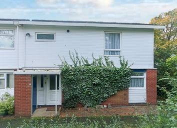 Thumbnail 3 bed terraced house for sale in Grimley Close, Lodge Park, Redditch