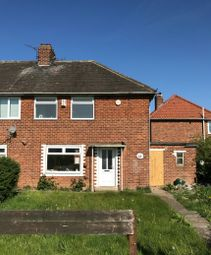 Thumbnail 2 bedroom semi-detached house for sale in Rossett Walk, Middlesbrough, Cleveland