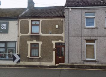 Thumbnail 2 bed terraced house for sale in Ty R Eglwys, Cwmavon, Port Talbot, Neath Port Talbot.