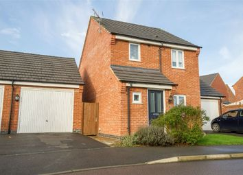 Thumbnail 3 bed detached house for sale in Folkestone Drive, Oakley Vale, Corby, Northamptonshire