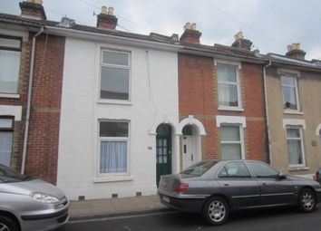 Thumbnail 3 bedroom terraced house to rent in Jessie Road, Southsea