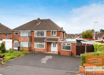 Thumbnail 4 bed semi-detached house for sale in Collins Road, Walsall Wood, Walsall