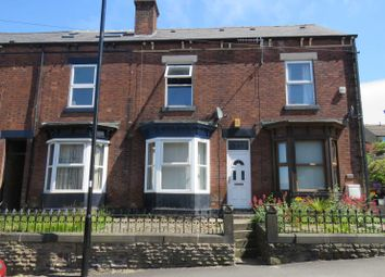 Thumbnail 4 bedroom terraced house for sale in Gleadless Road, Heeley, Sheffield