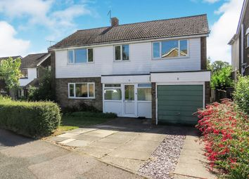 Thumbnail 5 bed detached house for sale in Nightingale Avenue, Bedford