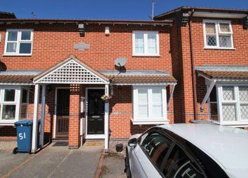 Thumbnail 2 bed terraced house for sale in Brendon Grove, Bingham, Nottingham