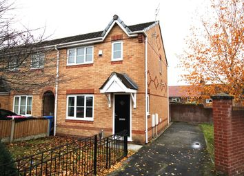 Thumbnail 3 bed terraced house for sale in Wildbrook Road, Little Hulton, Manchester