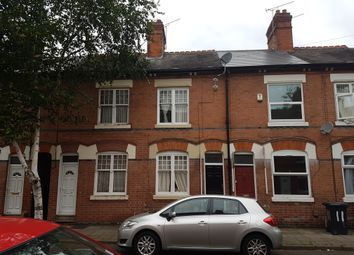 Thumbnail 3 bedroom terraced house for sale in Hamilton Street, Off Evington Road, Leicester