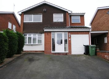 Thumbnail 5 bed detached house for sale in Ainsdale Gardens, Hayley Green, Halesowen