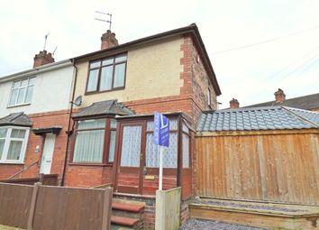 Thumbnail 2 bedroom end terrace house to rent in Kensington Road, Oakhill, Stoke-On-Trent