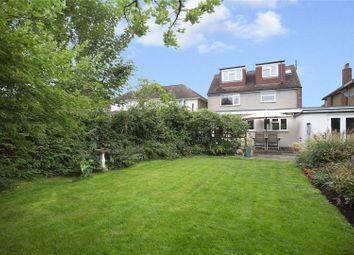 Thumbnail 4 bedroom detached house for sale in Heathside, Esher, Surrey