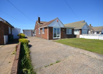Thumbnail 3 bed detached bungalow for sale in Coast Drive, Lydd On Sea, Romney Marsh, Kent