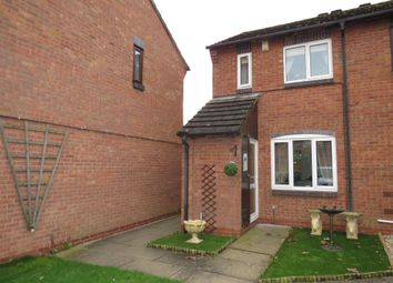 Thumbnail 2 bed end terrace house for sale in Saxonfields, Bidford-On-Avon, Alcester