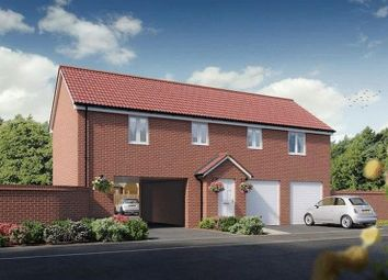 Thumbnail 2 bed detached house for sale in Hill Barton Road, Pinhoe, Exeter