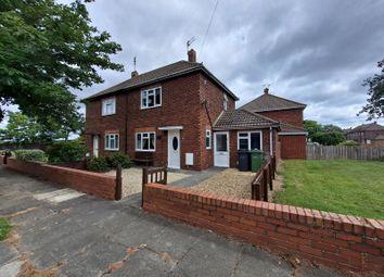 Thumbnail 2 bed semi-detached house for sale in Welwyn Avenue, Bedlington