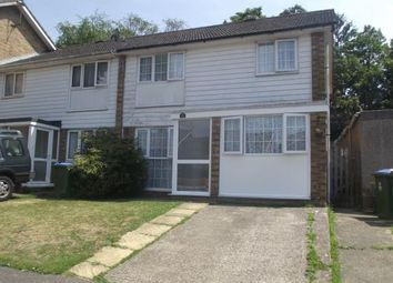 Thumbnail 3 bedroom semi-detached house for sale in Langbar Close, Southampton