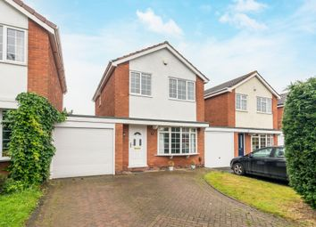 Thumbnail 3 bed link-detached house to rent in Loxley Road, Sutton Coldfield