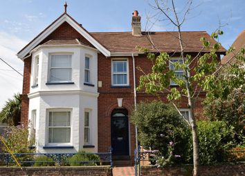Thumbnail 4 bed semi-detached house for sale in Foreland Road, Bembridge, Isle Of Wight