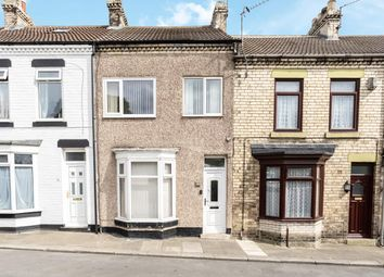 3 bed terraced house for sale in John Street, Skelton-In-Cleveland, Saltburn-By-The-Sea TS12