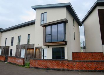 Thumbnail 3 bed town house for sale in Oxford Way, Basingstoke