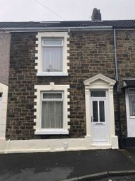 Thumbnail 3 bed terraced house to rent in Mysydd Road, Swansea