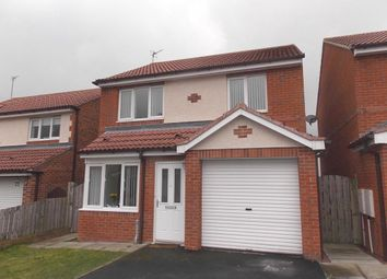 Thumbnail 3 bed detached house for sale in Sutherland Drive, The Broadway, Sunderland