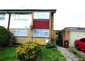 Thumbnail 2 bed maisonette to rent in Onslow Close, London
