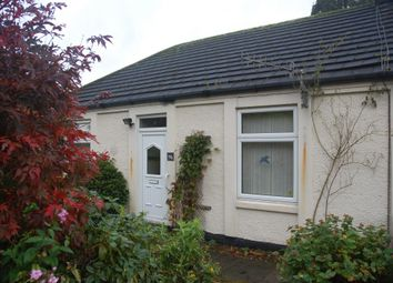 Thumbnail 2 bed semi-detached bungalow for sale in 76 Main Street, St. John's Town Of Dalry