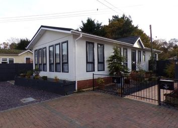 Thumbnail 2 bed mobile/park home for sale in West Moors, Ferndown, Dorset